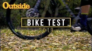 Behind the Scenes at Our 2019 Bike Test