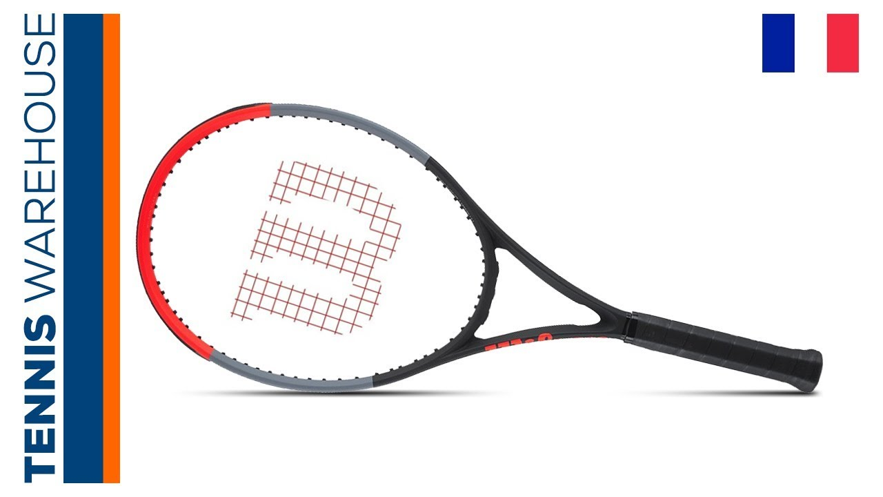 d6ec7f7c85 Raquette Wilson Clash 100 - Tennis Warehouse Europe