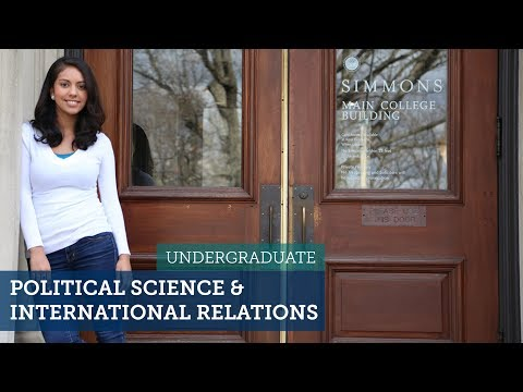 Major Decisions: Political Science & International Relations