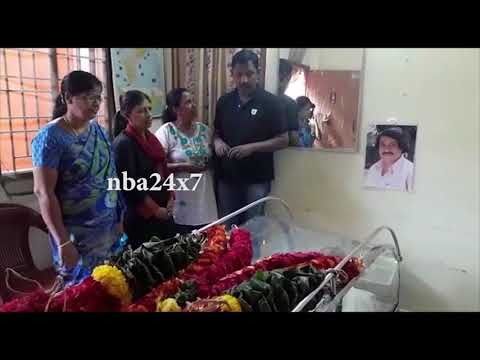 Singer Actor Ceylon Manohar Passed Away in Chennai | nba 24x7