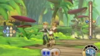 Family Trainer: Treasure Adventures