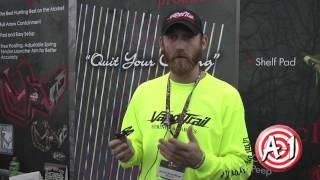 Limb Driver Pro V Arrow Rest from Vapor Trail Archery