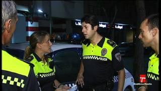 Policia de Ciudad Real rumbo al mundial