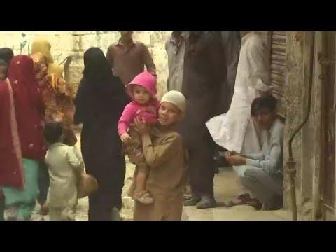 باكستان-  مكافحة شلل الأطفال ..مهمة محفوفة بالمخاطر في أحياء كراتشي الفقيرة  - نشر قبل 3 ساعة