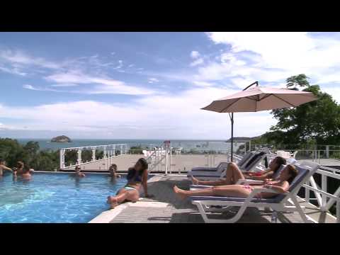 TV: Container hotel in Costa Rica  Los contenedores son protagonistas en un hotel de Quepos