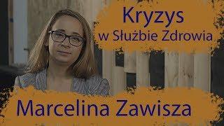 O kryzysie w służbie zdrowia opowiada Marcelina Zawisza - Studio HiPixel 5
