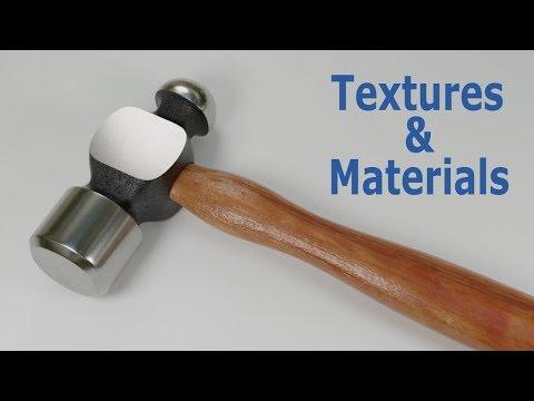 Blender 2.8 Beginner Textures And Materials Tutorial
