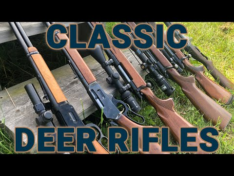 Classic Used Deer Rifles For Every Price