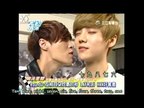 [ENG] 120921 Total Entertainment 完全娱乐 EXO-M CUT