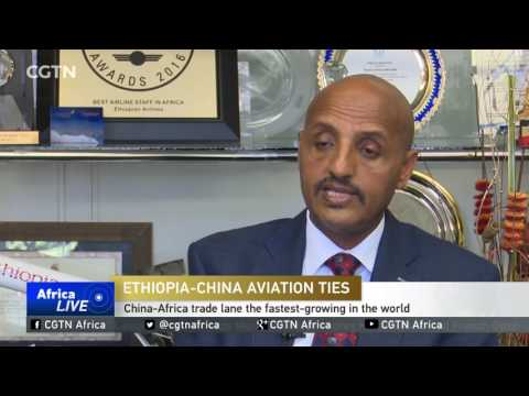 Chinese-made aircraft to fly African routes in the future