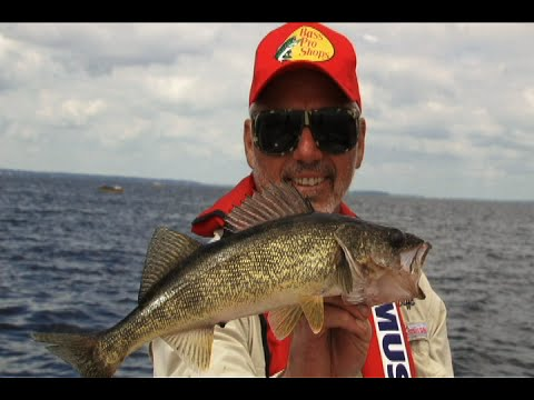 Oneida Lake Walleye Fishing