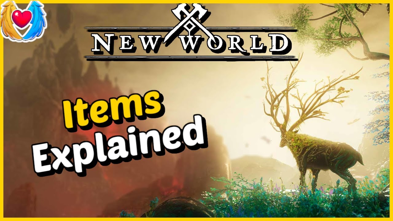 New World's Item System Explained - Latest Dev Blog - MMORPG 2020