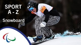 Para Snowboard: Sports of the Paralympic Winter Games