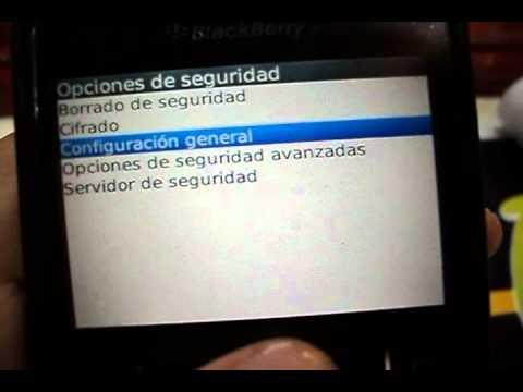 Cmo Limpiar La Memoria Interna De Su BlackBerry