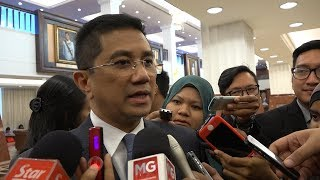 Up to PKR, PH disciplinary boards to punish errant members, says Azmin