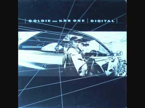 Goldie (feat KRS One) - Digital (Boymerang Remix)