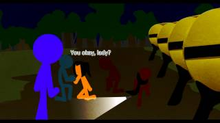 Repeat youtube video Slenderman's VS Stickman