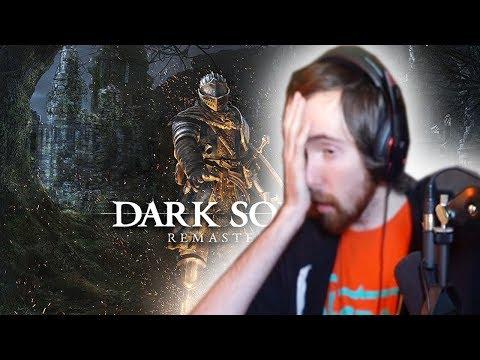 Asmongold Plays Dark Souls On Stream Part 1