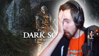 Asmongold Plays Dark Souls On Stream Part 1