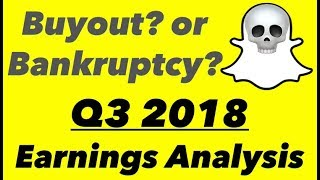 Snap's Dying ⚰️ Will Someone Buy it? 🎃