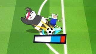 Toon Cup 2019 (Cartoon Network Games) · Tournament · Walkthrough