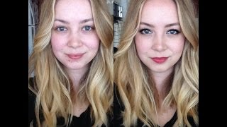 GRWM Casual Makeup Feat. CHANEL, NARS, LAURA MERCIER, BENEFIT Thumbnail