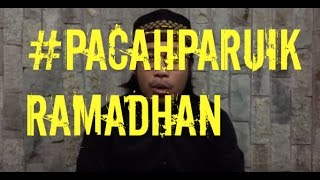 Video #PACAHPARUIK #RAMADHAN1 - SAHUR download MP3, 3GP, MP4, WEBM, AVI, FLV Mei 2018