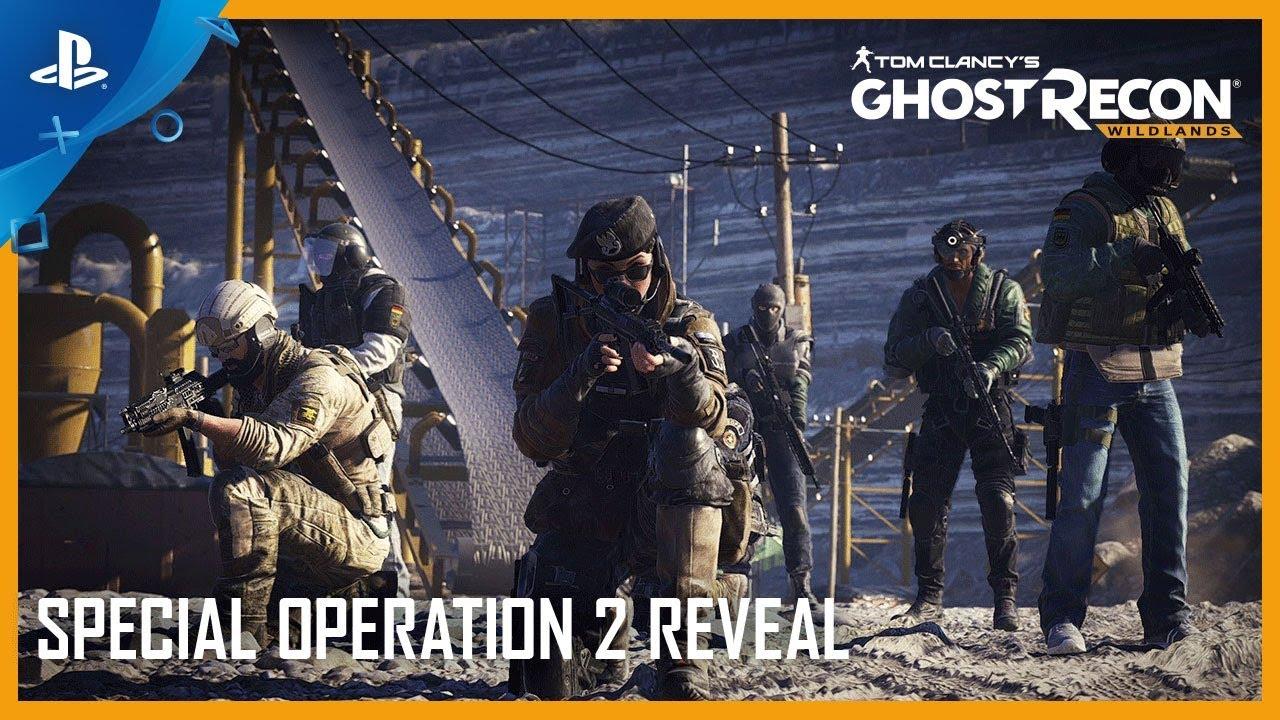 Tom Clancy's Ghost Recon Wildlands - Rainbow 6 Siege