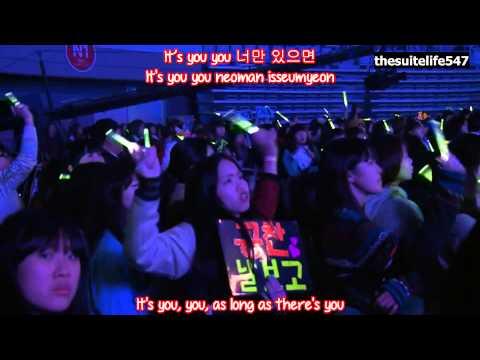 B1A4 - If... [BABA B1A4 in Seoul] (Hangul, Romanization, Eng Sub)