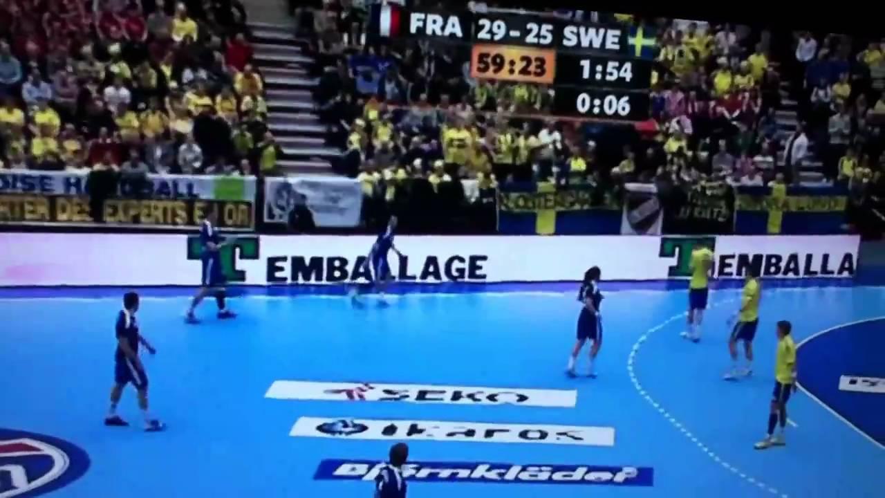 Schweden Vs Frankreich