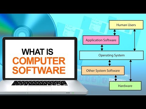 What is Computer Software | High Level & Low Level Language | Types of Computer Softwares