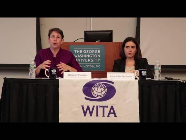 ITS 9/28/16: Transatlantic Trade and Investment Marjorie Chorlins & Esther Nieto Hernandez 3