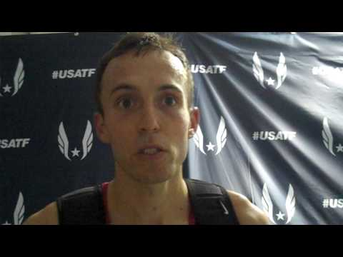 Chris Derrick Says He'll Try a Fall Marathon After Coming Up Short in 10,000m at 2017 USAs