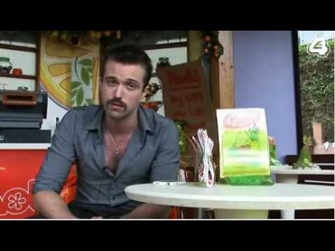 Ask the cast  with Emmett J Scanlan ~ Brendan Brady in Hollyoaks May 2011