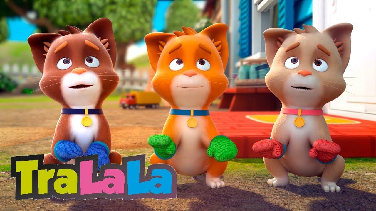 Pisicuțele mele - Cântece cu animale TraLaLa