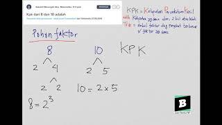Download Lagu KPK dari 8 dan 10 adalah mp3