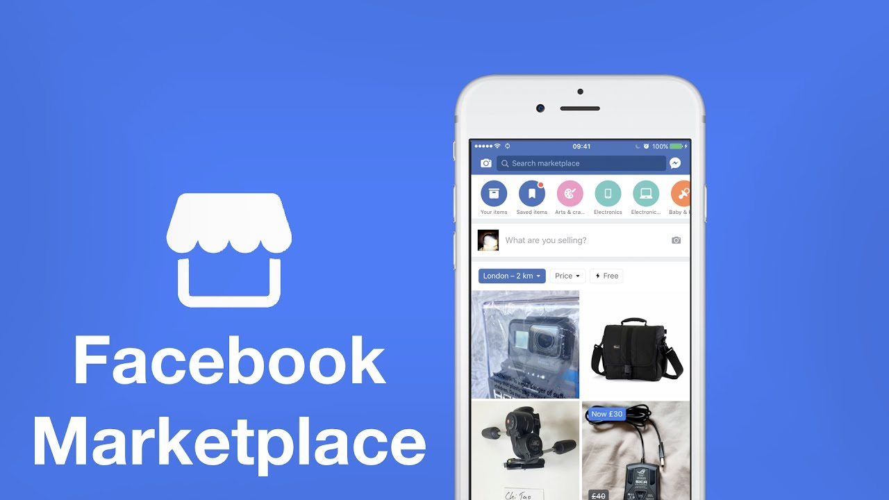 Cos'è e come funziona Facebook Marketplace?
