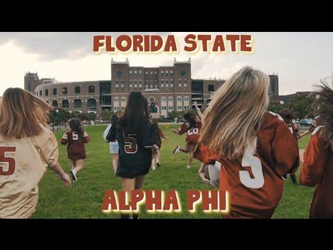 FSU Alpha Phi 2015
