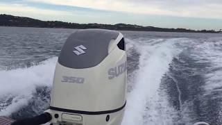 Essai 350A CV Suzuki  By Hors Bord Assistance