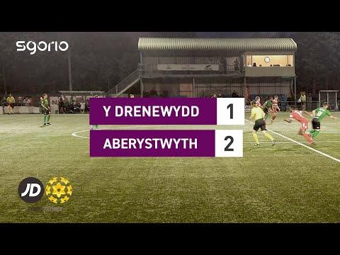 Newtown Aberystwyth Goals And Highlights