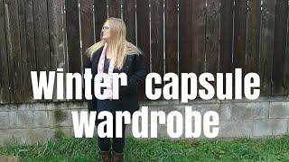 My winter capsule wardrobe ♡sweet pink home♡