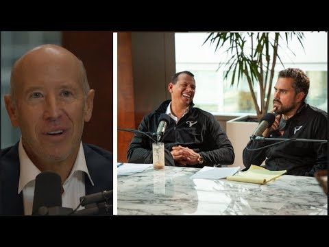 Alex Rodriguez X Big Cat Interview CEO of Starwood Capital Group, Barry Sternlicht - The Corp