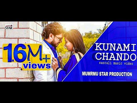 New Santali Album..KUNAMI CHANDO MUTAN TAM Full HD Video..