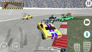 Demolition Derby 2 (by Beer Money Games) Android Gameplay [HD]