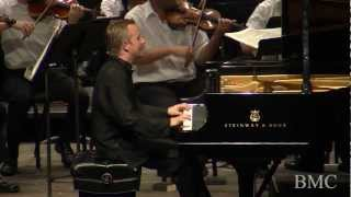 MENDELSSOHN Piano Concerto No. 1 in G minor, Op. 25 - Ilya Yakushev, piano