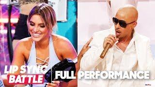 "Lele Pons's ""Gasolina"" vs. Prince Royce's ""Fireball"" | Lip Sync Battle"