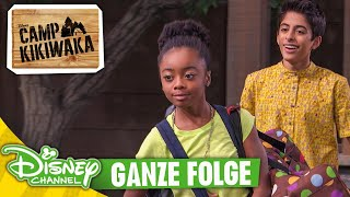 CAMP KIKIWAKA - Folge 1 in voller Länge | Disney Channel App 📱