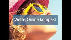 Der Wetter-Tag im WO-Kompakt (26.05.2020)