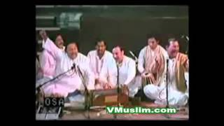 Othy Amlan Te Hone Ne Nabede -- Nusrat Fateh Ali Khan