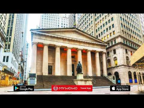 Уолл Стрит – Введение – Нью–Йорк – Аудиогид – MyWoWo Travel App